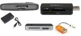 LETTORI CARD E USB