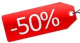 OFFERTE - 50%